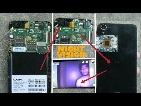 How to make Night Vision Camera Using a Smatphone Version 2 DIY Tutorial