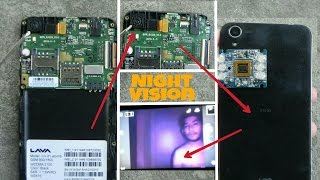 How to make Night Vision Camera Using a Smatphone Version 2 -DIY Tutorial