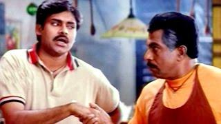 Pawan Kalyan Thammudu Movie || Back To Back Comedy Part - 01
