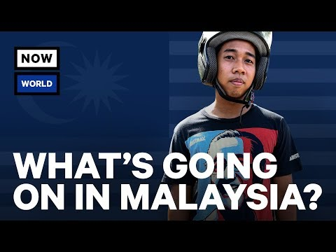 The Malaysia Election & Opposition Victory Explained   NowThis World