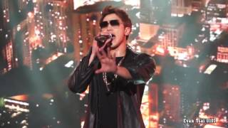 2017 RAIN New Year Party In Taiwan Hip Song + Love Story