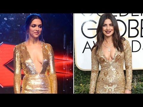 Xxx Mp4 Deepika Padukone COPIES Priyanka Chopra S WARDROBE For XXX Return Of Xander Cage Premiere 3gp Sex