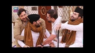 Funniest Moment's of today's Salam Zindagi..