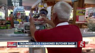 Butcher Shop Celebrates 100th Birthday