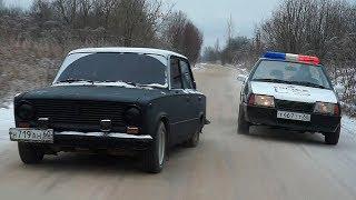 ПОЛИЦИЯ VS БПАН! - МУСОРОВОЗ #5