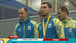 Фехтовальщики привезли серебро из Ванкувера