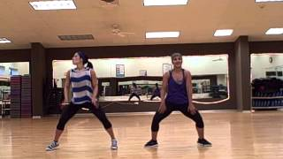 Zumba (dance fitness) - Wiggle by Jason Derulo