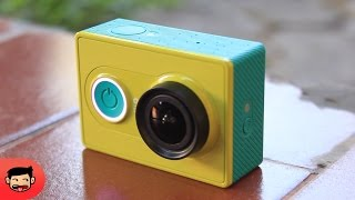 Review YI Action Camera Indonesia