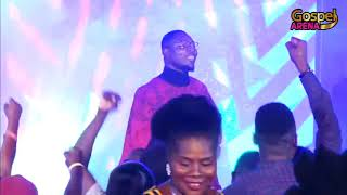 Akesse Brempong Awesome Ministration at Gold Worship 2018