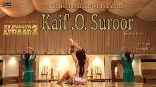 JIYA KHAN (NA MALOOM AFRAD 2) - KAIF.O.SUROOR - KHANZ PRODUCTION OFFICIAL VIDEO