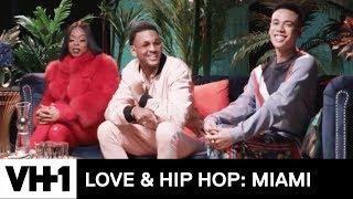 Shay, Bobby Lytes & Prince of 'Love & Hip Hop: Miami' Spill the Tea w/ the Shade Room | VH1