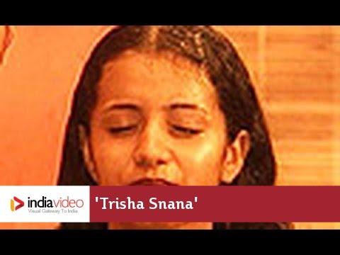 'Trisha Snana'  - Herbal Bath Ayurveda Kerala India