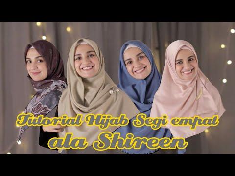 Xxx Mp4 Tutorial Hijab Segi Empat Menutup Dada Ala Shireen 3gp Sex