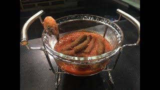 """المطبخ - طريقة عمل """" كفتة أرز بالجمبري """" على طريقة الشيف أسماء مسلم"""