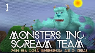 PON ESA COSA HORROROSA AHÍ O VERAS - MONSTERS INC PS1 #1 #RETROGAME