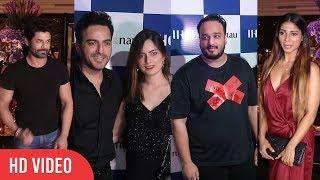 Niu&nau New Brand Of Salons Launch At Taj Lands End | Viralbollywood