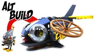 LEGO Piranha Jet MOC - 70629 Piranha Attack Alternate Build