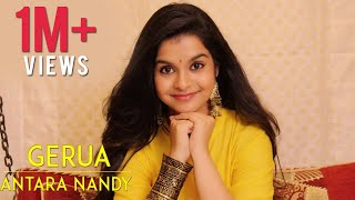 Gerua - Dilwale | Arijit Singh | World Music Day | Cover Song - Antara Nandy, Keethan
