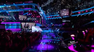 The Voice - Dez Duron - Can't Take My Eyes Off of You