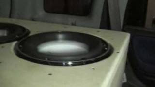 Audiopipe TXX AP10W iPipe