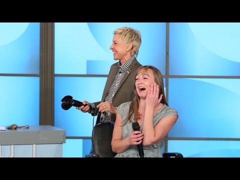 Ellen s Got a Curl Secret