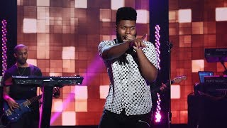 Khalid Performs