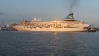 Helgoland - Bremerhaven mit MS FAIR LADY: Schiffe, Meer, Leuchttürme / Helgolandfahrt 13.09.2014