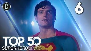 Top 50 Superhero Movies: Superman - #6