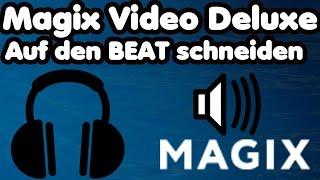 MAGIX Video Deluxe 2016 Tutorial - Mit Rastmarkern