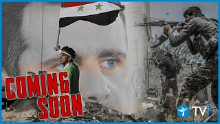 Coming soon...Iran-Syria cooperation amid international constraints- JS 397 trailer