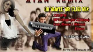 TAMIL REMIX  : AYAN OST - Oh Yaayee Yay (DJ Shaun's Club Mix) by DJ Shaun - www.djshaun.com-