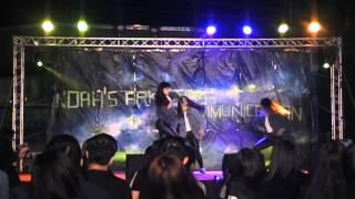 專業女舞( La La Latch-Pentatoni)-淡江大傳第32屆宿營晚會表演
