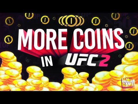 EARN MORE COINS in UFC 2! EA SPORTS UFC 2 Ultimate Team tips