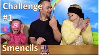 Smencil Pencil Challenge and Fan Mail Opening