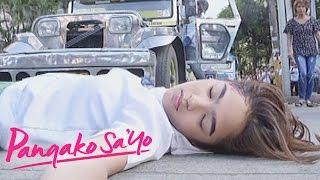 Pangako Sa'Yo: Lia got into an accident