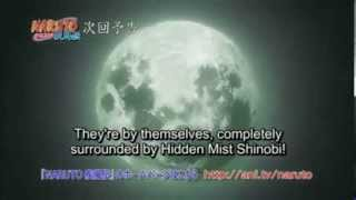 Naruto Shippuden Episode 345  I'm In Hell  Preview English Subbtitles!!