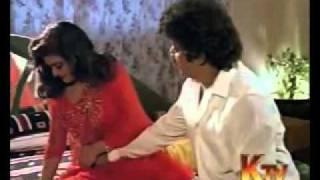 Bhanupria Enjoying Navel Massage