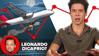 I Was Almost In A Plane Crash With Leonardo DiCaprio