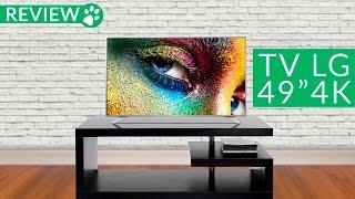 Review da TV LG 49 Polegadas 4K (49UH6500)
