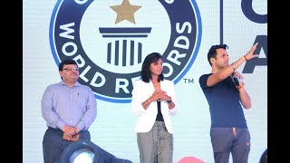 Guinness Book of World Record Squats by Girls Chandigarh