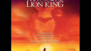 The Lion King soundtrack: Hakuna Matata (Polish)