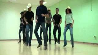River Dance line dance - WILD COUNTRY