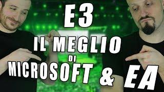E3: I MIGLIORI GIOCHI DI MICROSOFT E XBOX ONE X!