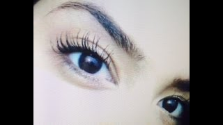 How to Grow Long, Thick Eyelashes Naturally!!!