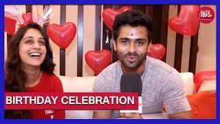 Shoaib Ibrahim Celebrates His Birthday With His Love Dipika, Family & zoom
