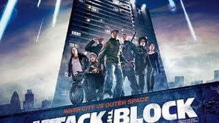 Attack The Block 2011 Película Completa Latino HD   YouTube