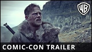 King Arthur - Comic-Con Trailer Italiano