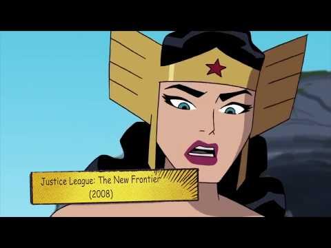Xxx Mp4 Wonder Woman All Transformation In Cartoons Full 1972 2017 3gp Sex