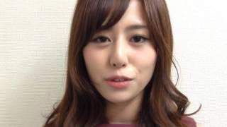 瑠川リナちゃん、東洋ショー出演告知メッセージ
