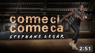 Stephane Legar - Comme Ci Comme ça (Music Video) | סטפן לגר - קומסי קומסה